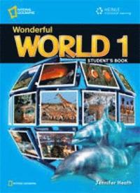 bokomslag Wonderful World 1 with Pupil's CD-ROM