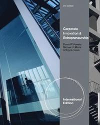 bokomslag Corporate Innovation & Entrepreneurship
