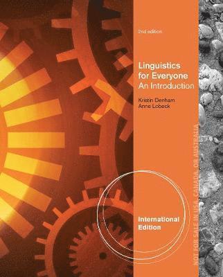 bokomslag Linguistics for Everyone