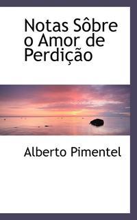 bokomslag Notas S Bre O Amor de Perdi O