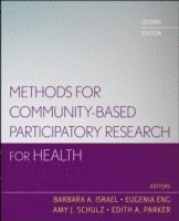 bokomslag Methods for Community-Based Participatory Research for Health