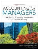 bokomslag Accounting for Managers