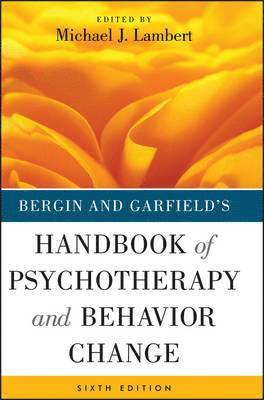 bokomslag Bergin and Garfield's Handbook of Psychotherapy and Behavior Change