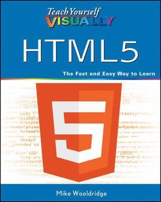 bokomslag Teach Yourself VISUALLY HTML5