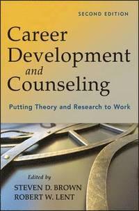 bokomslag Career Development and Counseling
