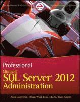 bokomslag Professional Microsoft SQL Server 2012 Administration