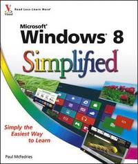 bokomslag Windows 8 Simplified
