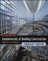 bokomslag Fundamentals of Building Construction