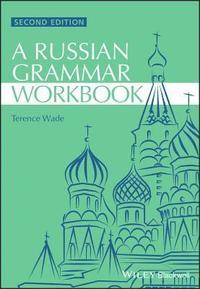 bokomslag Russian Grammar Workbook