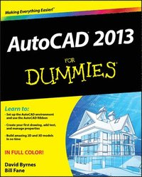 bokomslag AutoCAD 2013 For Dummies