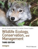 Wildlife Ecology, Conservation, and Management 1