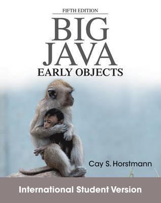 bokomslag Big Java 5 ed.