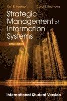 bokomslag Strategic Management of Information Systems