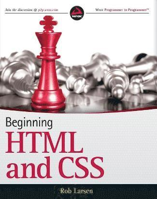 bokomslag Beginning HTML5 and CSS3