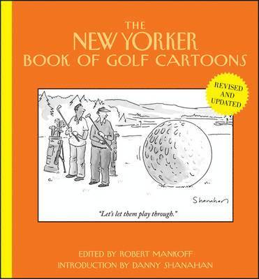 bokomslag The New Yorker Book of Golf Cartoons, Revised and Updated