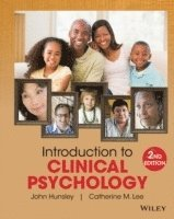 bokomslag Introduction to Clinical Psychology: An Evidence-Based Approach, 2nd Editio