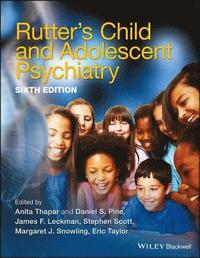 bokomslag Rutter's Child and Adolescent Psychiatry, 6th Edition