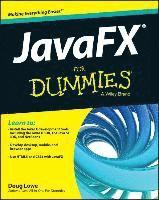 bokomslag JavaFX for Dummies