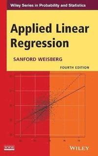 bokomslag Applied Linear Regression, 4th Edition