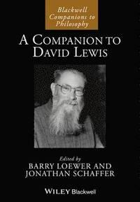 bokomslag A Companion to David Lewis