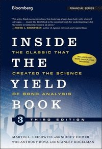 bokomslag Inside the Yield Book