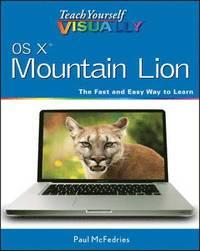 bokomslag Teach Yourself VISUALLY OS X Mountain Lion