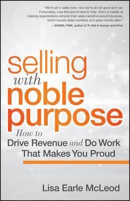 bokomslag Selling with Noble Purpose