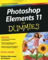 bokomslag Photoshop Elements 11 For Dummies