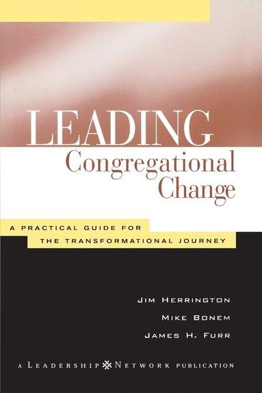 bokomslag Leading Congregational Change