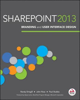 bokomslag SharePoint 2013 Branding and User Interface Design