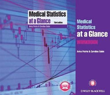bokomslag Medical Statistics at a Glance Text and Workbook