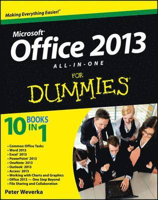bokomslag Office 2013 All-in-One for Dummies