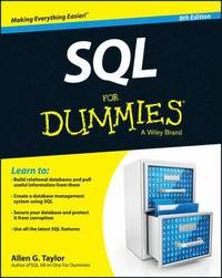 bokomslag SQL For Dummies, 8th Edition