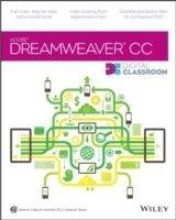 bokomslag Dreamweaver CC Digital Classroom