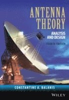 bokomslag Antenna Theory: Analysis and Design, 4th Edition