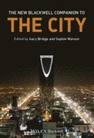 bokomslag The New Blackwell Companion to the City