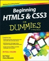 bokomslag Beginning Html5 & Css3 for Dummies