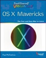 bokomslag Teach Yourself VISUALLY OS X Mavericks