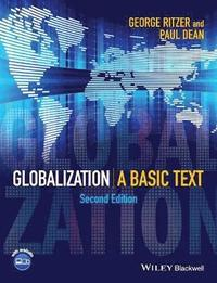 bokomslag Globalization: A Basic Text, 2nd Edition