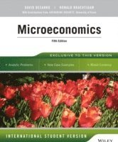 bokomslag Microeconomics, 5th Edition, International Student Version