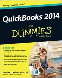 bokomslag QuickBooks 'X' For Dummies