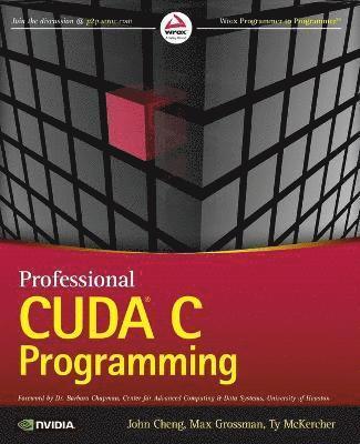 bokomslag Professional CUDA C Programming