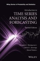 bokomslag Introduction to Time Series Analysis and Forecasting