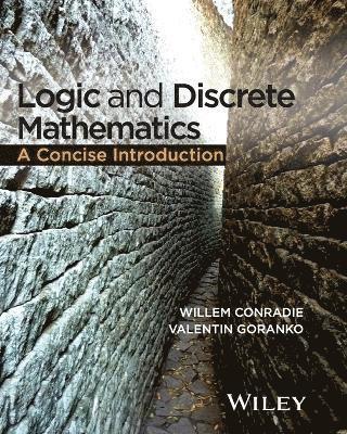 bokomslag Logic and Discrete Mathematics