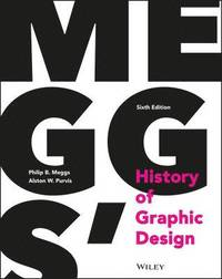 bokomslag Meggs' History of Graphic Design, 6th Edition