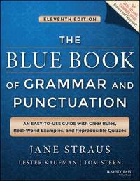bokomslag The Blue Book of Grammar and Punctuation