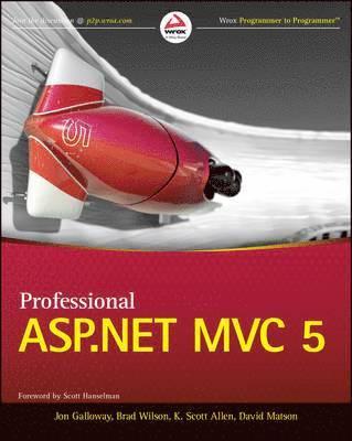 bokomslag Professional ASP.NET Mvc 5