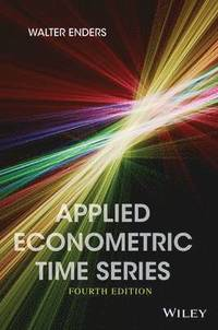 Applied Econometric Times Series, 4th Edition