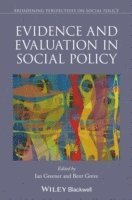 bokomslag Evidence and Evaluation in Social Policy