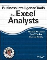 bokomslag Microsoft Business Intelligence Tools for Excel Analysts